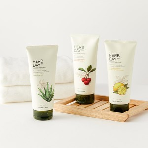 Coreana Lavida Clean Solution One Step Mousse Cleanser 150ml