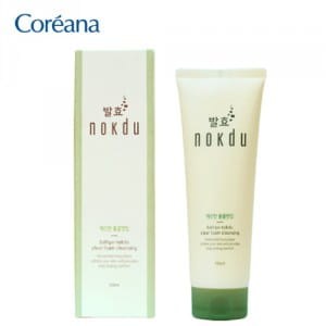 Coreana Balhyo-Nokdu Clear Foam Cleansing 150ml