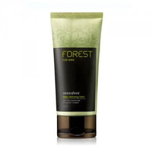 Пенка для умывания лица для мужчин INNISFREE Forest For Men Deep Cleansing Foam 150ml