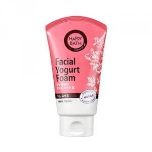 HAPPYBATH Facial Yogurt Foam #Smooth(berry) 120g