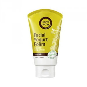HAPPYBATH Facial Yogurt Foam #Mild(herb) 120g