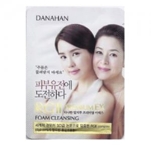Пенка для умывания Danahan RGII Premium EX Foam Cleansing  2ml.*10ea