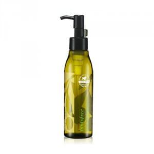Очищающее масло для лица с оливой  Innisfree Olive Real Cleansing Oil 150m