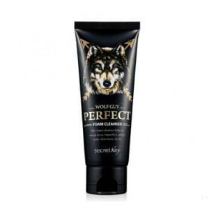 Secret Key Wolf Guy Perfect foam cleanser 150ml
