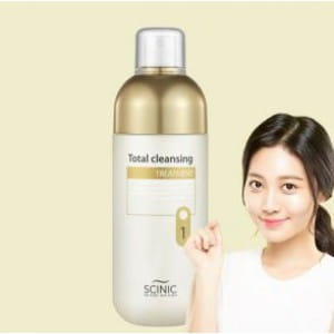 SCINIC Total cleansing treatment