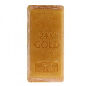 Urban Dollkiss Agamemnon 24K Gold Bar, 100g