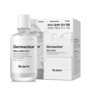 DR.JART Dermaclear micro milk peel 100ml/pad40p.