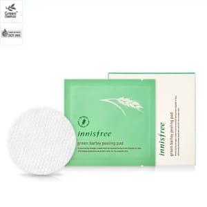 INNISFREE Green Barley Peeling Pad 20ea 60g