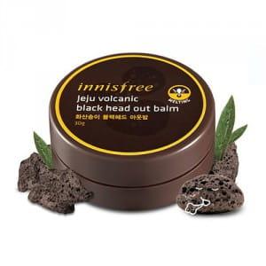 Бальзам для борьбы с воспалениями Innisfree Jeju Volcanic Black Head Out Balm 30g