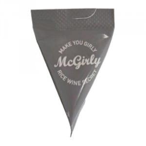 Отшелушивающий пилинг-гель TooCool McGirly Rice Scrub 3ml*10ea.