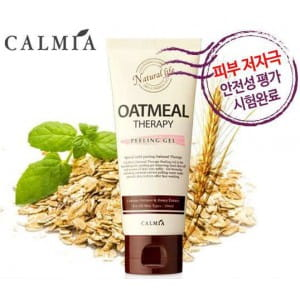 Пилинг-гель для лица CALMIA Oatmeal Therapy Peeling Gel 100ml