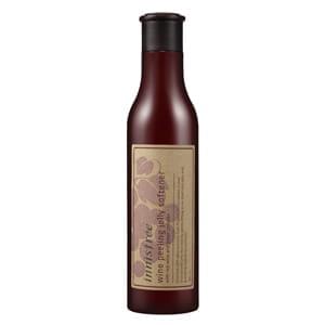 Отшелушивающий пилинг гель для лица INNISFREE Wine peeling Jelly softener 180ml.