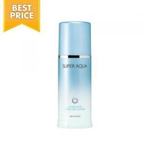 Пенка для снятия макияжа с кислородом Missha Super Aqua Oxygen Micro Visible Deep Cleanser 120ml