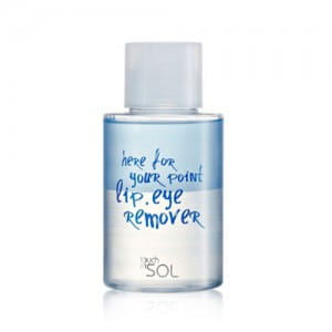 TOUCH IN SOL Here For Your Point Lip & Eye Remover 170ml