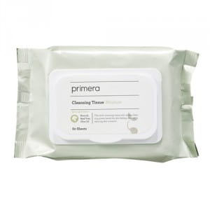 [L] PRIMERA Moisture Cleansing Tissue 60 sheets