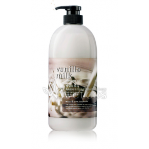 WELCOS Body Phren Shower Gel (Vanilla Milk) 732g