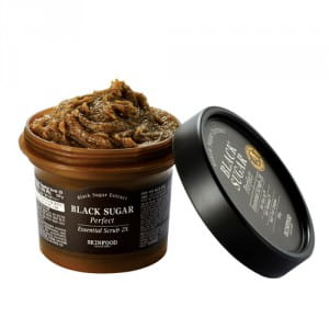 SKINFOOD Black Sugar Perfect Essential Scrub 2X 210g