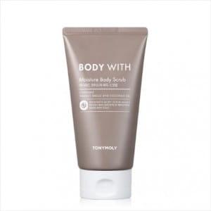 TONYMOLY Body With Moisture Body Scrub 150ml