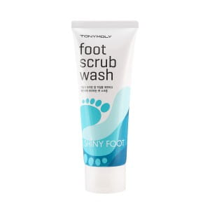 Tony Moly Foot scrub wash 100m