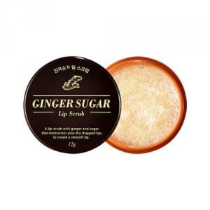 Имбирный сахарный  скраб для губ Aritaum Ginger Sugar Lip Scrub 12g