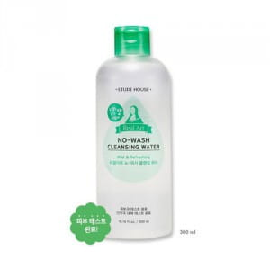 ETUDEHOUSE Real Art No-Wash Cleansing Water 300ml