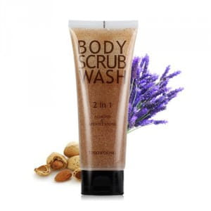 TOSOWOONG Perfume Body Scrub Wash 160g
