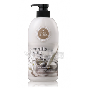 WELCOS Body Phren Body Lotion (Vanilla Milk) 500g