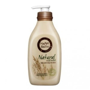 HAPPY BATH Natural Real Mild Body Wash 500g