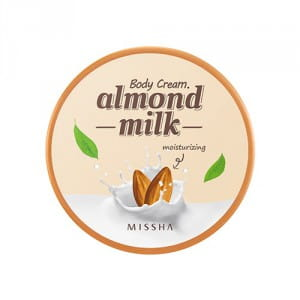 MISSHA Almond Milk Body Cream 230ml