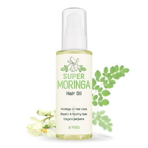 APIEU Super Moringa Hair Oil 80ml