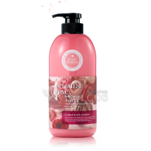 WELCOS Body Phren Body Lotion (Oriental Rose) 500g
