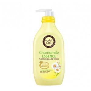 HAPPY BATH Chamomile Essence Smooth Body lotion 450ml