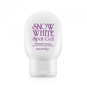 Гель для осветления пигментных пятен Secret Key Snow White Spot Gel 65g