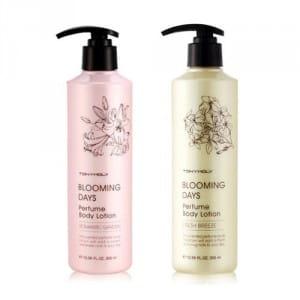Противовоспалительный лосьон для тела Tony Moly Blooming Days Perfume Body Lotion 300ml