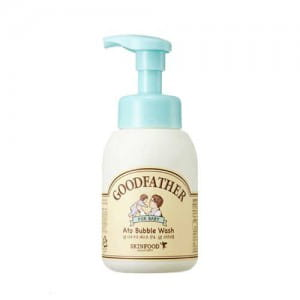 Увлажняющий спрей для тела SKINFOOD GoodFather Ato Bubble Wash (Non-Prescription Drug)