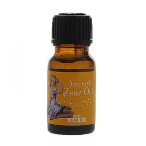 Urban Dollkiss Secret-Zone Oil #2 (Ylang Ylang)