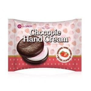 THE SAEM Chocopie Hand Cream Strawberry 35ml