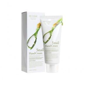 3W CLINIC Moisturizing Snail Hand Cream 100ml