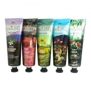 COSILONG Hand Cream Gift CollectiSon 70ml*5ea