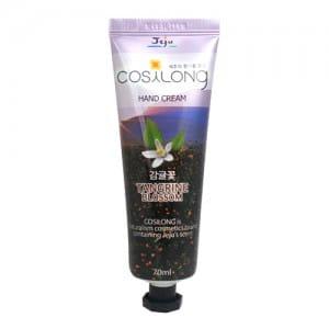 Питательный крем для рук COSILONG Hand Cream Tangrine Blossom 70ml