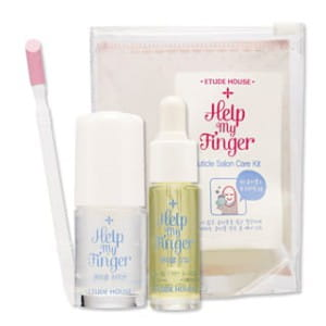 ETUDE HOUSE Help My Finger Cuticle Salon Care Kit 3items