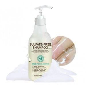 MILKY DRESS Sulfate-Free shampoo 500ml