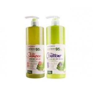 [MERRYSHOP] ORGANIA Good Natural Aloe Vera Hair 500g