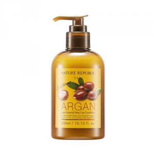Кондиционер с аргановым маслом Nature Republic Argan Essential Deep Care Conditioner 300ml