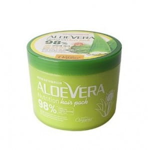 [MERRYSHOP] ORGANIA Good nature Aloe Vera Nutrition Hair pack 500ml