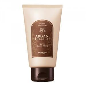 SKINFOOD Argan Oil Silk Plus Hair Maskpack 200g