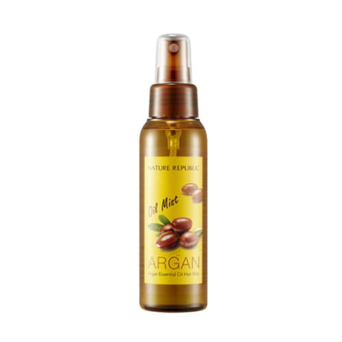 Мист с аргановым маслом Nature Republic Argan Essential Oil Hair Mist 105ml