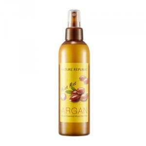 Мист для волос  с аргановым маслом Nature Republic Argan Essential Moist Hair Mist 220ml