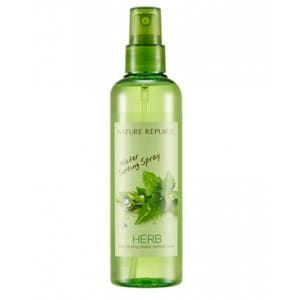 NATURE REPUBLIC Herb Stlyling Water Setting Spray 210ml