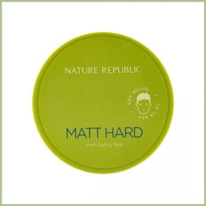 NATURE REPUBLIC Herb Styling Wax Matt Hard 70g